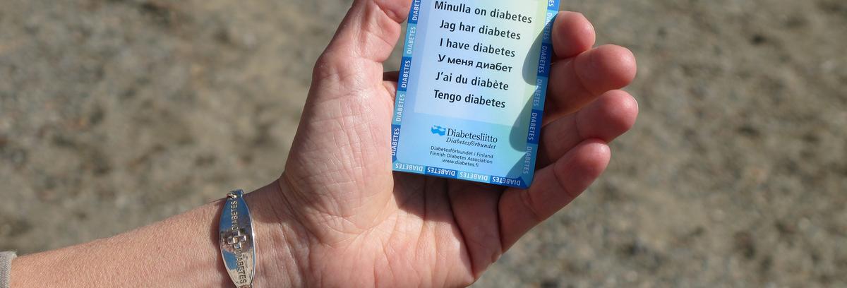 Diabetes Korkea Verensokeri