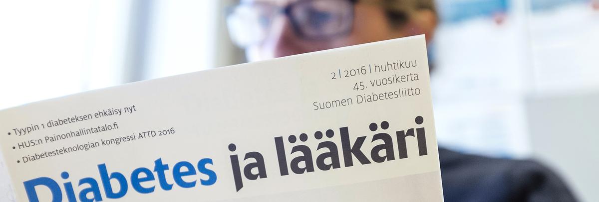Diabetes Ehkäisy
